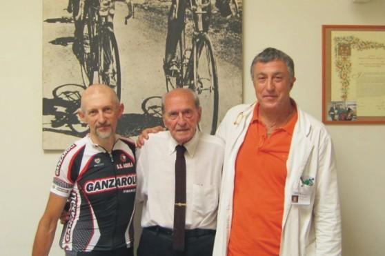 Alfredo Martini, Sergio Califano, Flavio Alessandri